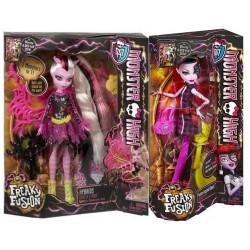 Monster High Upiorne Połączenie Dwupak - Bonita Femur i Operetta