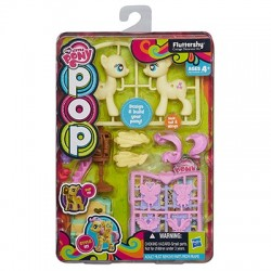 Hasbro - A8275 - My Little Pony - Cottage Decorator Kit - Fluttershy