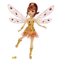 Mattel - BJR48 - Mia and Me - Lalka Yuko