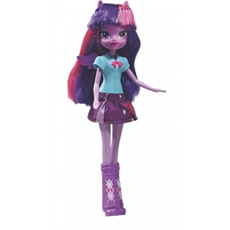 Hasbro - A9255 - My Little Pony - Equestria Girls Collection - Twilight Sparkle