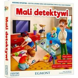 EGMONT 7362 - Gra Rodzinna - MALI DETEKTYWI