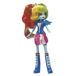 Hasbro - A9258 - My Little Pony - Equestria Girls Collection - Rainbow Dash