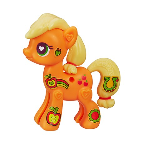 Hasbro - A8269 - My Little Pony - Starter Kit - Applejack