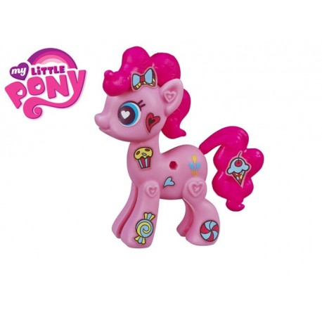 Hasbro - A8268- My Little Pony - Starter Kit - Pinkie Pie