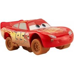 MATTEL DYB04 DYB03 - Disney Pixar Cars - ZWARIOWANA ÓSEMKA - ZYGZAK McQUEEN