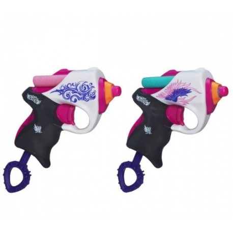 Hasbro - A4807 - NERF Rebelle - Wystrzałowy Duet
