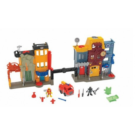 Fisher-Price - BDY60 - Imaginext - Miejskie Centrum Ratunkowe