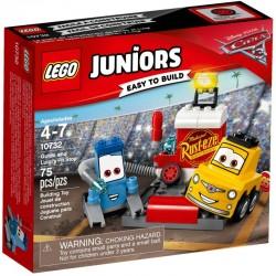 LEGO JUNIORS 10732 Punkt Serwisowy Guido i Luigiego NOWOŚĆ 2017