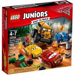 LEGO JUNIORS 10744 Szalona Ósemka w Thunder Hollow NOWOŚĆ 2017