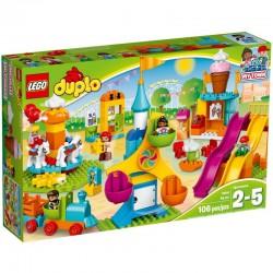 LEGO DUPLO 10840 Town: Duże Wesołe Miasteczko NOWOŚĆ 2017