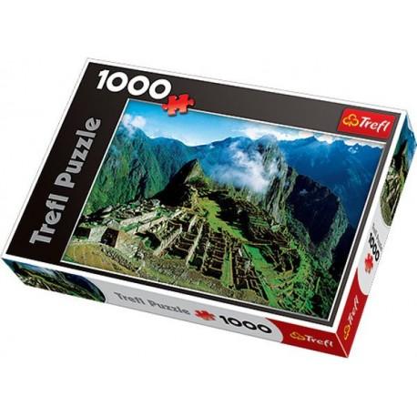 Trefl - 10209 - Puzzle 1000 - Machu Picchu, Peru