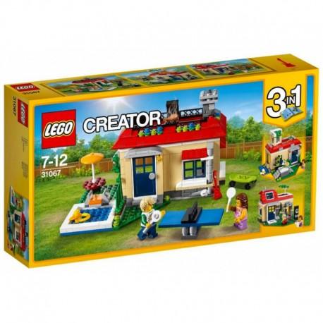 LEGO CREATOR 31067 Wakacje na Basenie NOWOŚĆ 2017