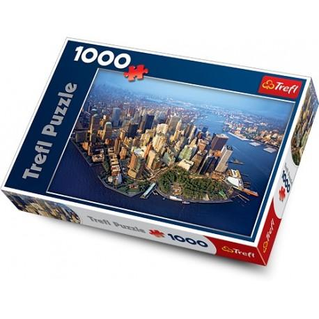 Trefl - 10222 - Puzzle 1000 - Nowy Jork