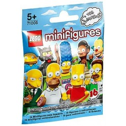 Lego Minifigurki - 71005 - Seria The Simpsons