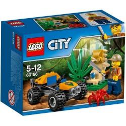 LEGO CITY 60156 Dżunglowy Łazik NOWOŚĆ 2017