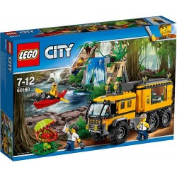 LEGO CITY 60160 Mobilne Laboratorium NOWOŚĆ 2017