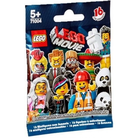 Lego Minifigures -The Lego Movie - 71004
