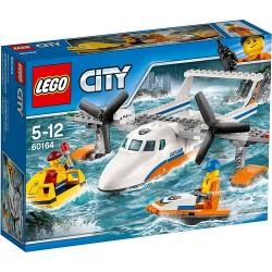 LEGO CITY 60164 Hydroplan Ratowniczy NOWOŚĆ 2017