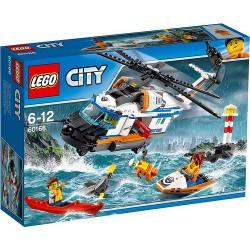LEGO CITY 60165 Terenówka Szybkiego Reagowania NOWOŚĆ 2017