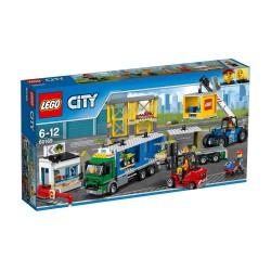 LEGO CITY 60169 Town: Terminal Towarowy NOWOŚĆ 2017