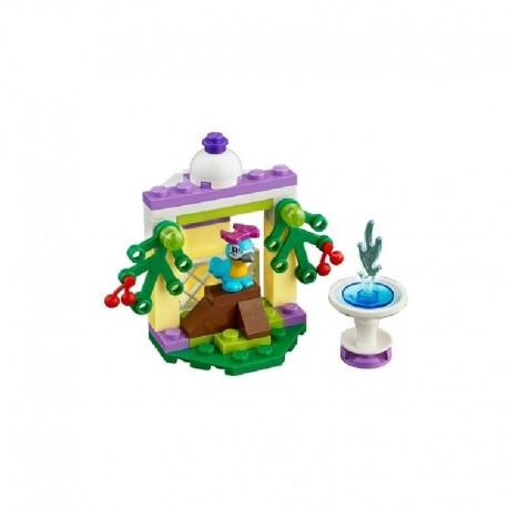 LEGO FRIENDS 41044 Fontanna Papugi