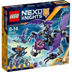 LEGO NEXO KNIGHTS 70353 Heligulec - NOWOŚĆ 2017!