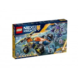 LEGO NEXO KNIGHTS 70355 Wspinacz Aarona - NOWOŚĆ 2017!