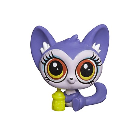 Hasbro - A8518 - Littlest Pet Shop - Bisa Kawaku