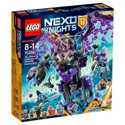 LEGO NEXO KNIGHTS 70356 Niszczycielski Kamienny Kolos - NOWOŚĆ 2017!