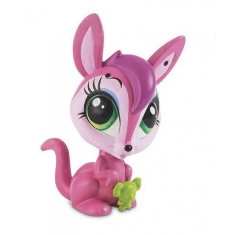 Hasbro - A8524 - Littlest Pet Shop - Lola Hopalong