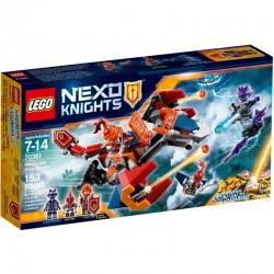 LEGO NEXO KNIGHTS 70361 Spadający Smok Macybota - NOWOŚĆ 2017!