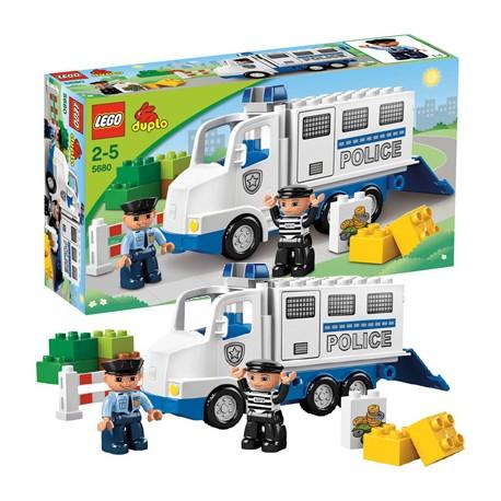 LEGO DUPLO 5680 Ciężarówka Policyjna