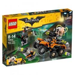 LEGO BATMAN MOVIE 70914 Bane - Atak Toksyczną Ciężarówką - NOWOŚĆ 2017!
