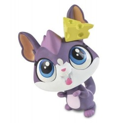 Hasbro - A8521- Littlest Pet Shop - Bree Nibbleson