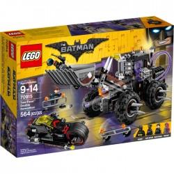LEGO BATMAN MOVIE 70915 Dwie Twarze i Podwójna Demolka - NOWOŚĆ 2017!