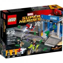 LEGO SUPER HEROES 76082 Walka o Bankomat - NOWOŚĆ 2017!