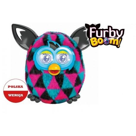Hasbro - A4334 - Furby Boom Sunny - Trójkąty