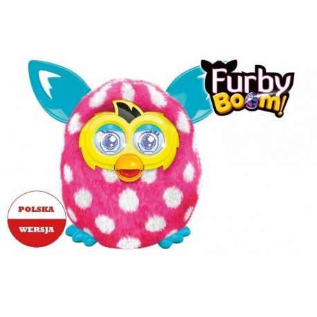 Hasbro - A4332 - Furby Boom Sunny - Groszki
