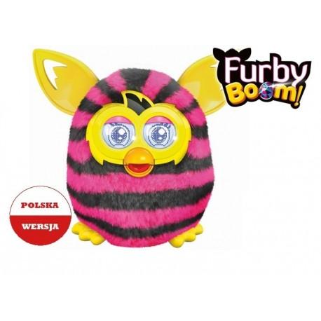 Hasbro - A4337- Furby Boom Sweet - Paski