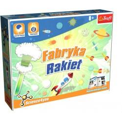 TREFL 60562 - Zestaw Naukowy - Eksperymenty Since4You - FABRYKA RAKIET