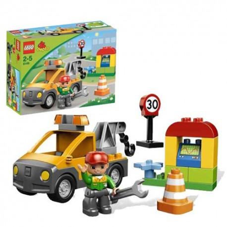 LEGO DUPLO 6146 Samochód Pomocy Drogowej