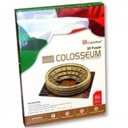 Cubic Fun - CUB01534 - Puzzle 3D 85 - Koloseum