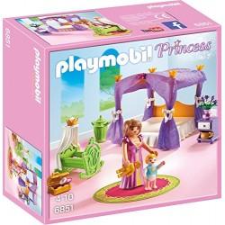 PLAYMOBIL 6851 Princess - NIEBIAŃSKA SYPIALNIA