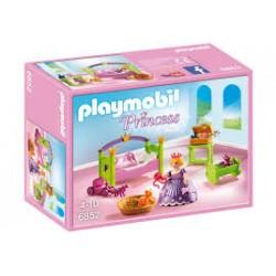 PLAYMOBIL 6852 Princess - POKÓJ DZIECIĘCY KSIĘŻNICZKI