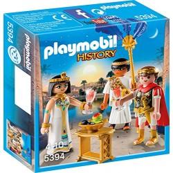 PLAYMOBIL 5394 Historia - CEZAR I KLEOPATRA