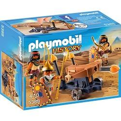 PLAYMOBIL 5388 Historia - EGIPCJANIE Z WYRZUTNIĄ