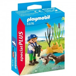 PLAYMOBIL 5376 Special Plus - OBSERWATORKA WYDR