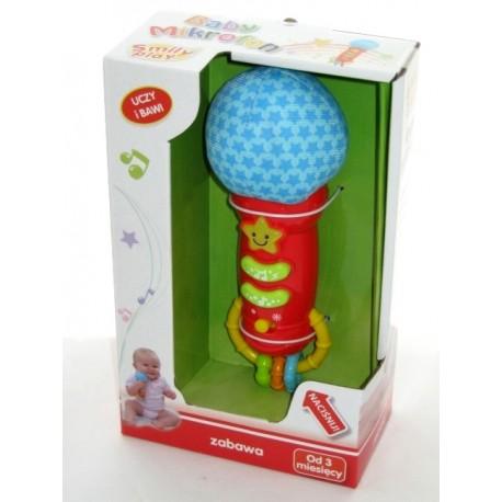 Smily Play - 0722 - Baby Mikrofon