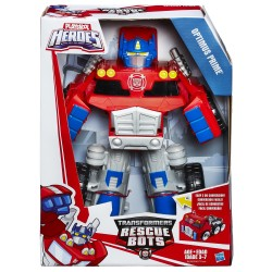 HASBRO B6580 B6579 - Playskool Heroes - TRANSFORMERS RESCUE BOTS - OPTIMUS PRIME