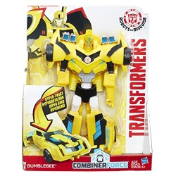 HASBRO C0641 B0067 - Robots in Disguise - TRANSFORMERS COMBINER FORCE - BUMBLEBE